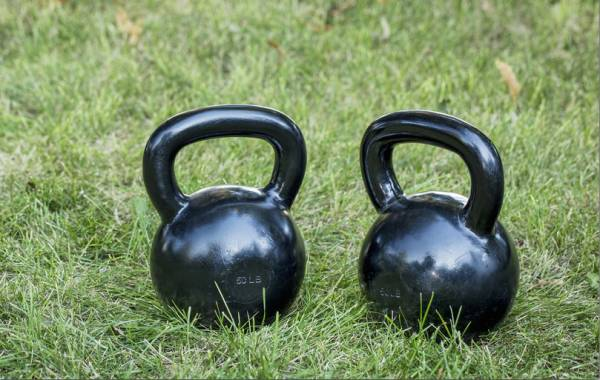 If you can bring a single Kettlebell on the road with you, the Dan John 500 swing workout can definitely get you by until you can get back to the gym