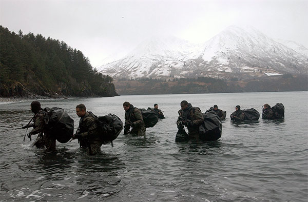 SEALs getting it done in tough conditions
