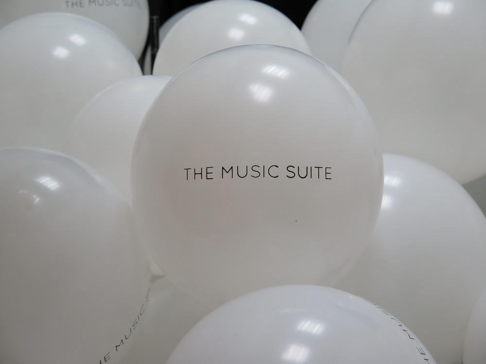 The Music Suite Balloons. Who can say no to balloons?
