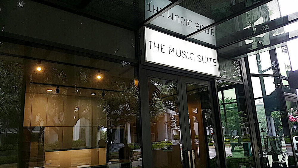 The Music Suite Quayside Isle