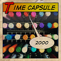 Time Capsule 2000 Blacklight Records