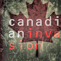 Canadian Invasion – Self Titled EP 2007