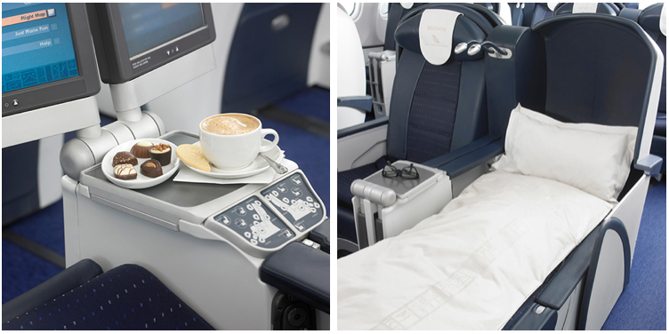 Images courtesy  South African Airways