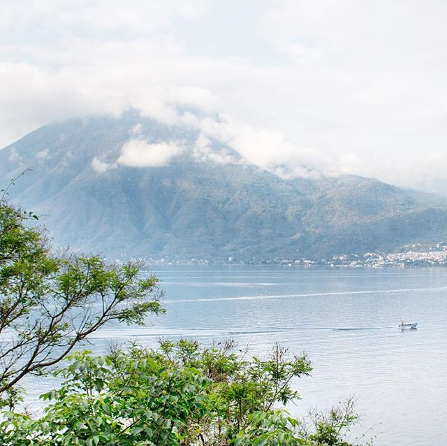 "In the Mayan language, Atitlán means ""the place where the rainbow gets its colors"". I'd personally like to add ""the place where you switch your phone to airplane mode and forget about everything but the present"" 📵#WHPgetaway"