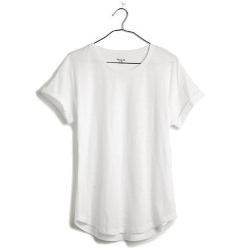 Madewell Whisper Cotton Crew