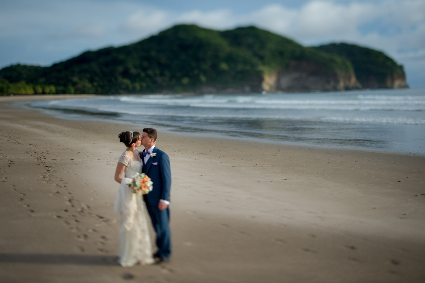 Adam and Vanessa's Nicaraguan Wedding photos. Craig Warga