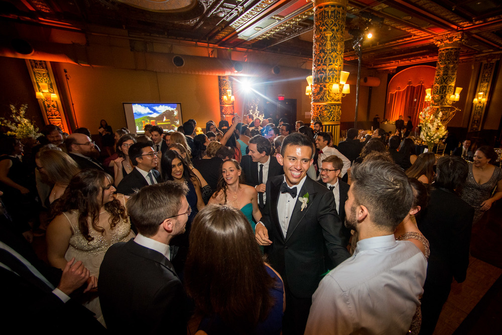 Bryant Park Grill Wedding