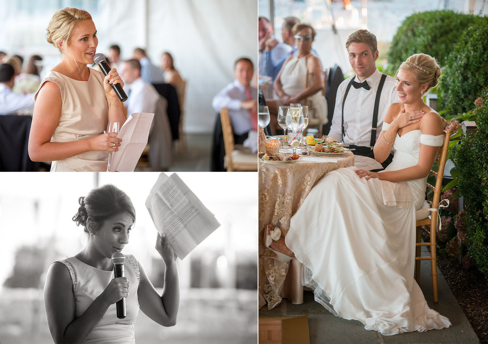 American Yacht Club Wedding