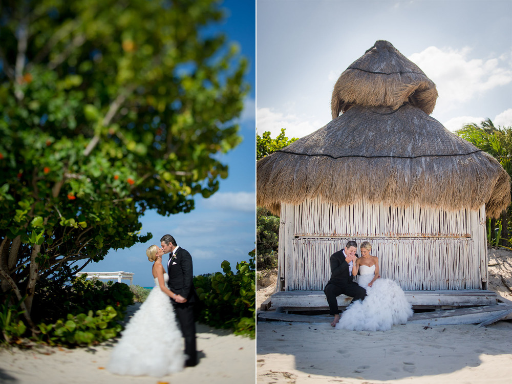 Banyan Tree Mayakoba Wedding