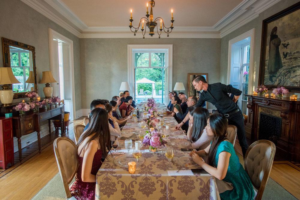 Villa Nuits Wedding photos.Craig Warga Weddings