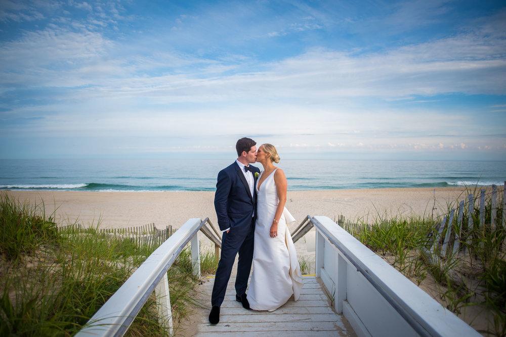 Bridgehampton Club Wedding photos.Craig Warga Weddings