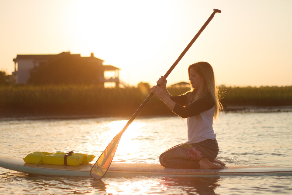 Yoga Sup Golden Hour Trey Casey (1 of 26).jpg