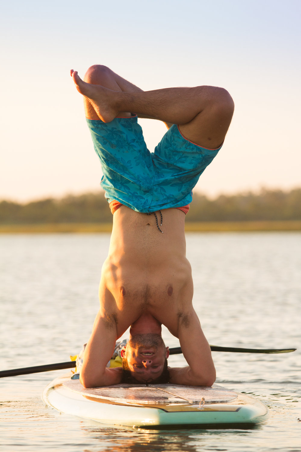 Yoga Sup Golden Hour Trey Casey (4 of 26).jpg