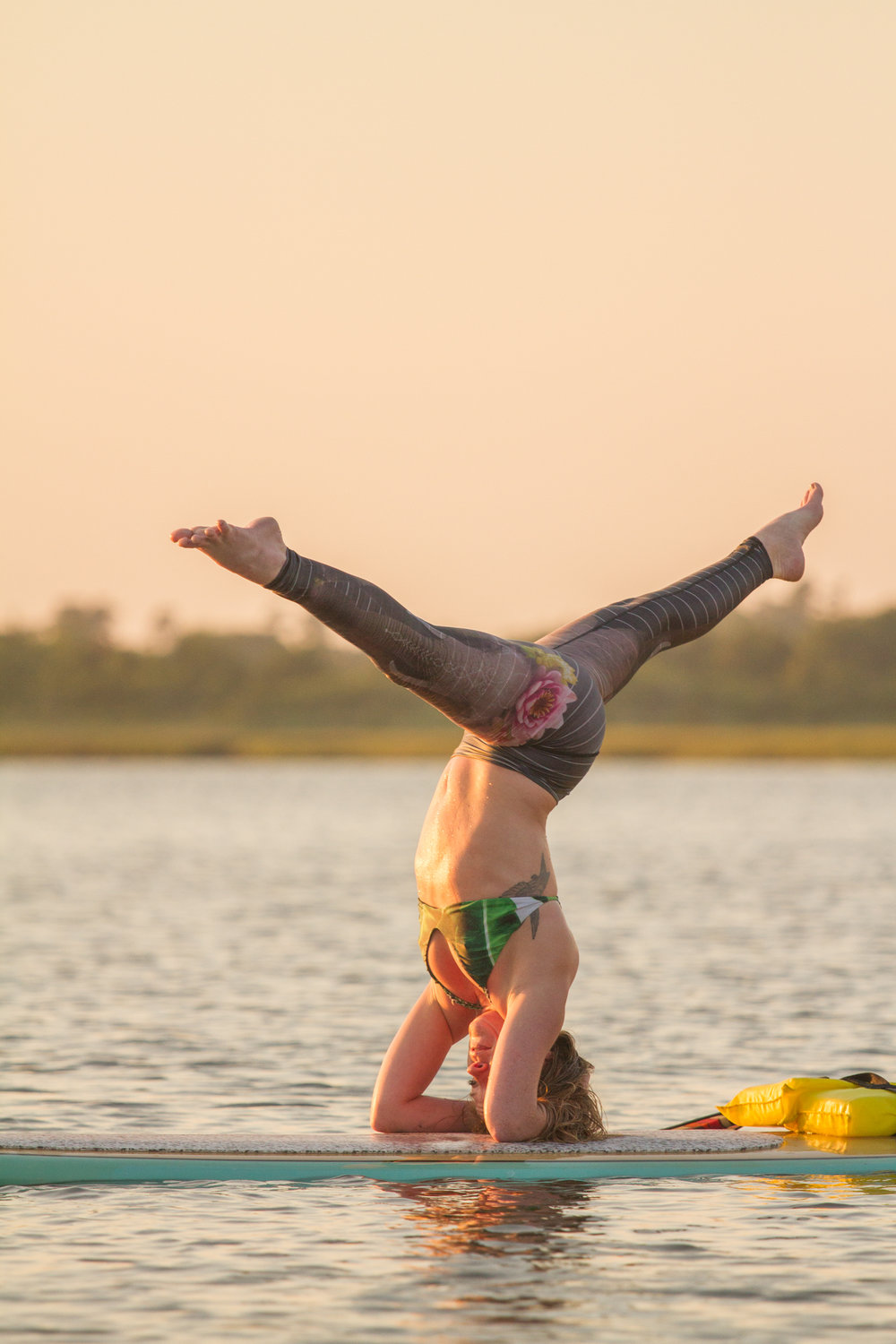 Yoga Sup Golden Hour Trey Casey (7 of 26).jpg