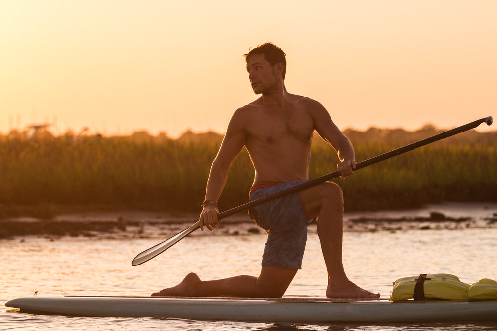 Yoga Sup Golden Hour Trey Casey (14 of 26).jpg