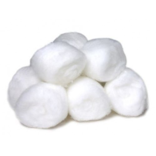 Cotton wool   Per group of 5  30 Credits