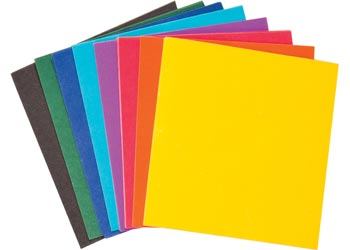 Coloured paper   Per sheet  5 Credits