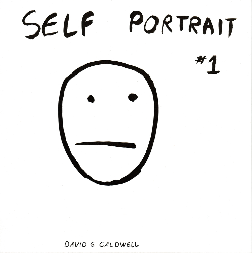 Self Portrait #1 Cover