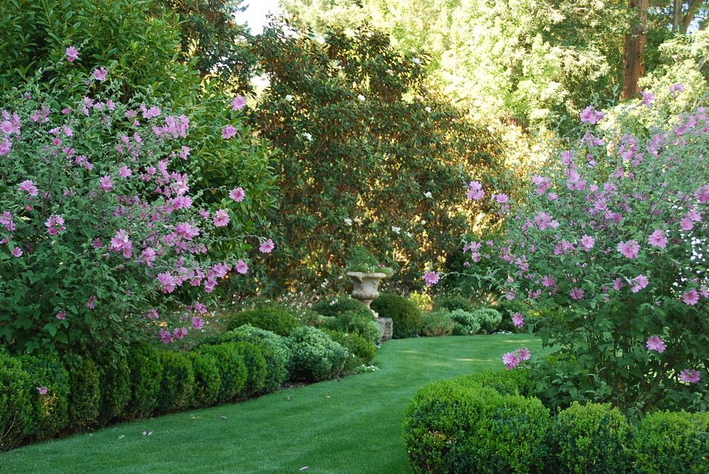Atherton Family Garden