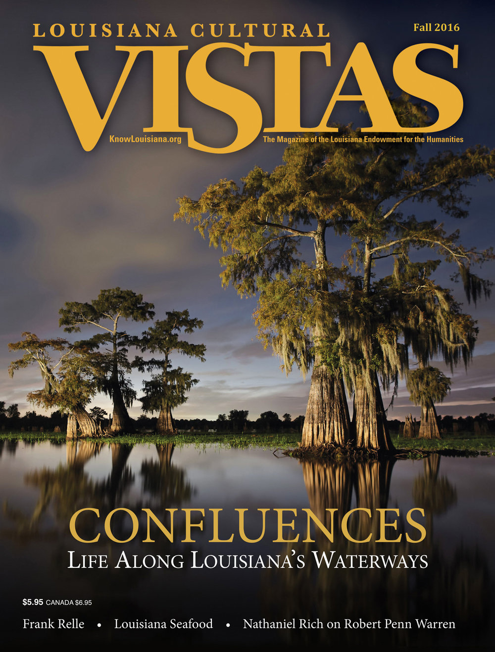 Louisiana Cultural Vistas