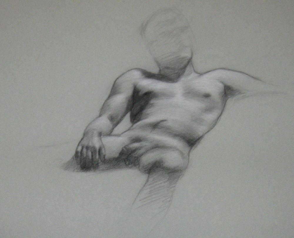 Male figure 3