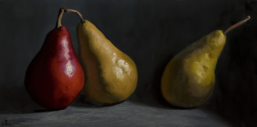 OilPaintingPears