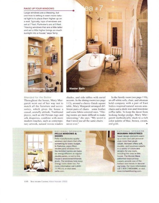 2005-08 Southern Living article p6 of 12 - Nevin Interiors.jpg