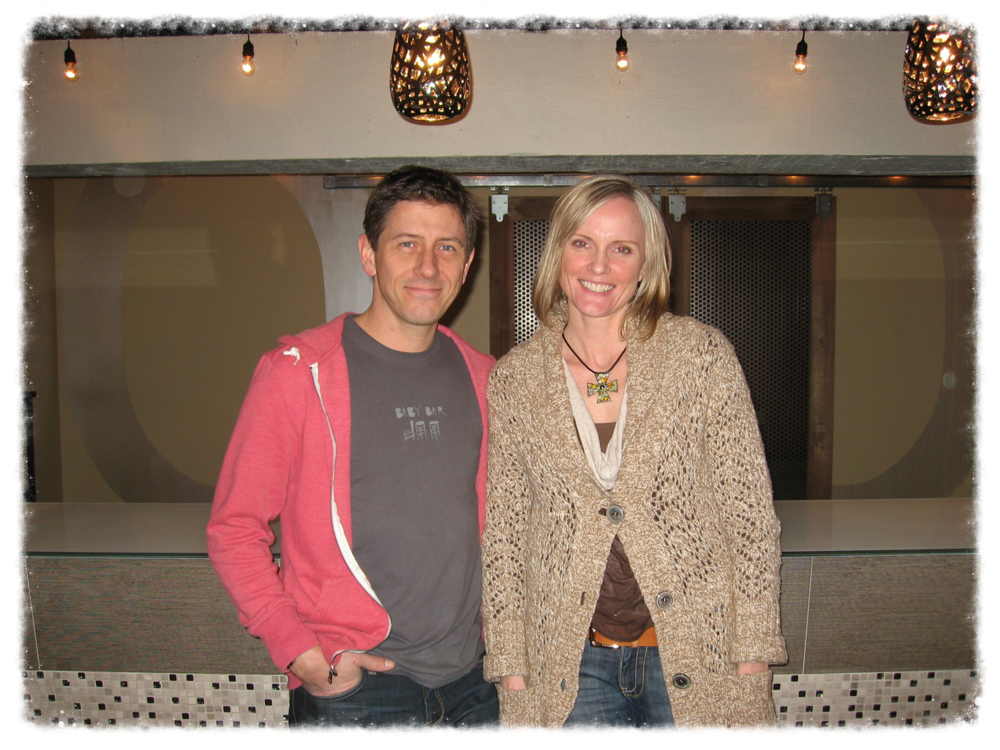 Owners, Thomas and Kristin Vogele