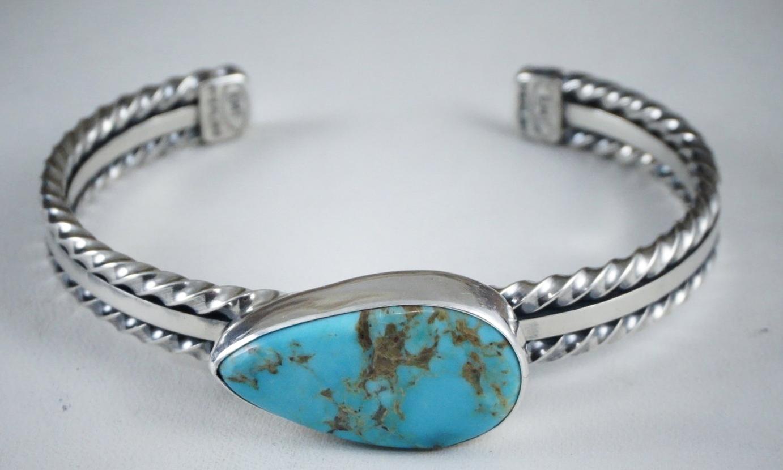 29f28f65a2a Native American Turquoise Bracelets- EAGLE ROCK TRADING POST-Native ...