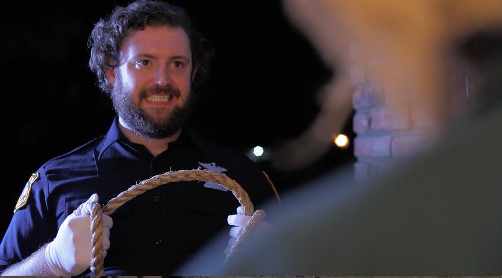 Dan Chamberlain as Officer Norris