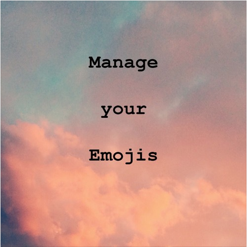 MANAGE YOUR EMOJIS 2015  Science Fiction  Radio Drama  Exploring emotions and embodiment with Siri -