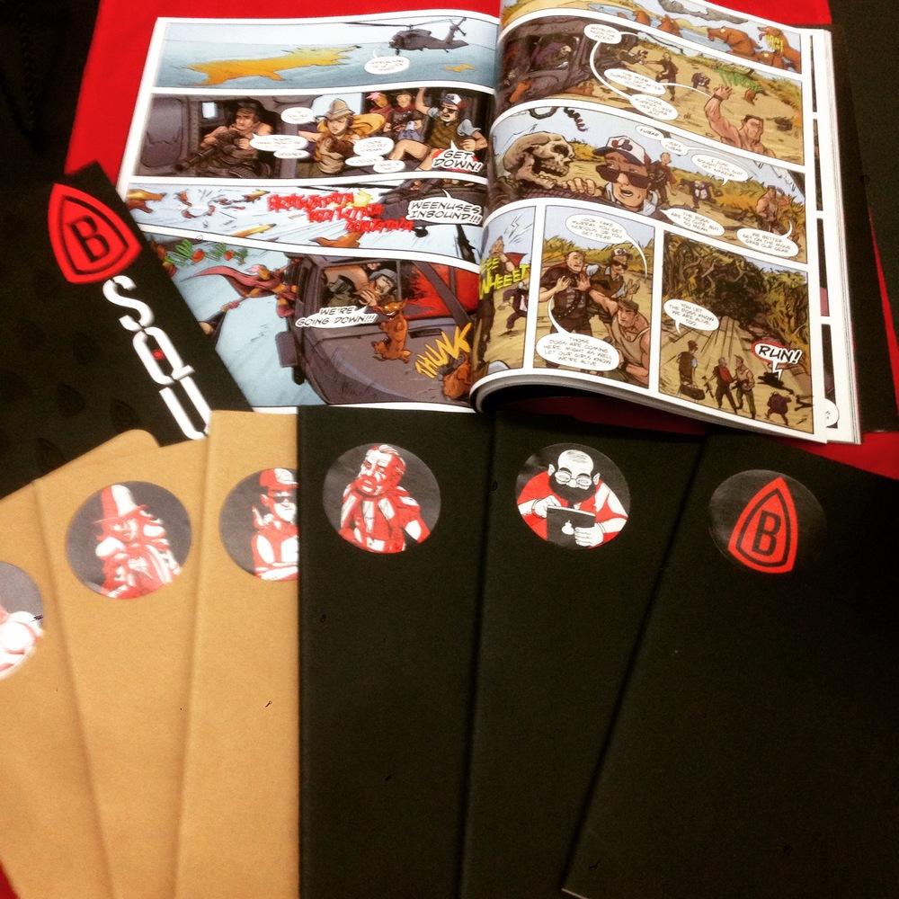 Journals & Comics