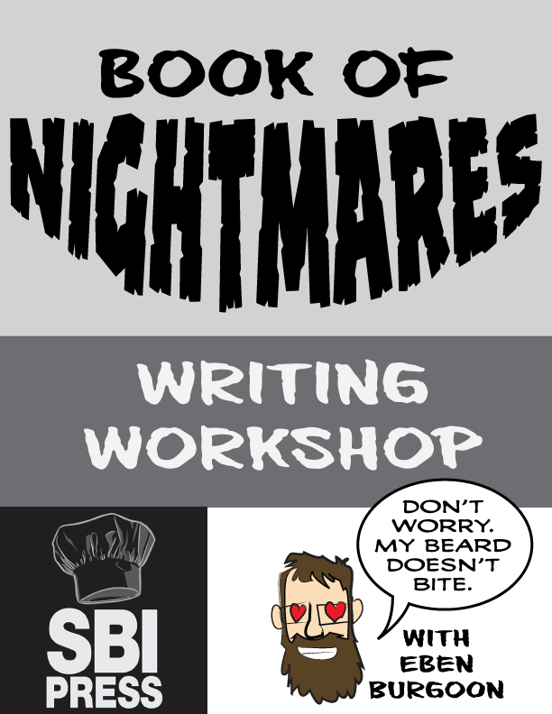 "Eben is hosting an information session and storytelling workshop for young authors (age 12 and under) who want to submit stories for ""The Book of Nightmares: A Gothic Anthology for Kids."" The Book of Nightmares anthology is a project of Starburns Industries, the production company and animation studio responsible for popular shows like ""Community,"" ""Rick and Morty,"" and the Oscar-nominated film ""Anomalisa.""  The workshop is from 6:30 to 8 p.m. Friday, Feb. 2, at Sierra 2 Center (2791 24th Street, Room #9).  Can't make the workshop but still want to submit? Submissions are currently being accepted from around the world."