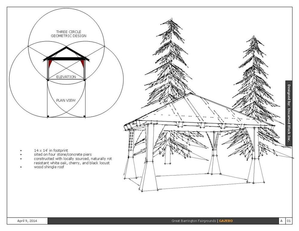 Timber Frame Gazebo