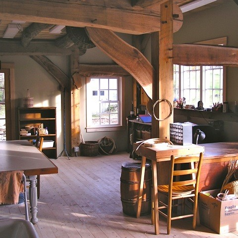 The Basket Maker's Barn