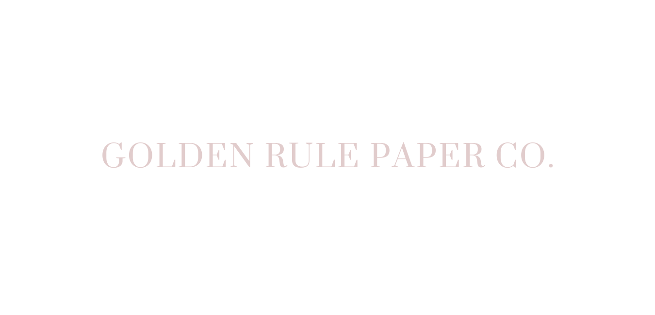 GOLDEN RULE PAPER CO.