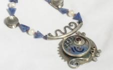 Lanni Sidoti -Cloisonne Jewelry -Lannidesigns.com