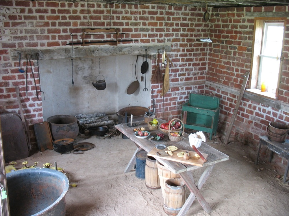 Kitchen Building Interior