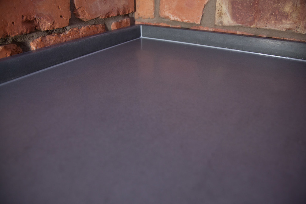 Concrete Worktop with reflection