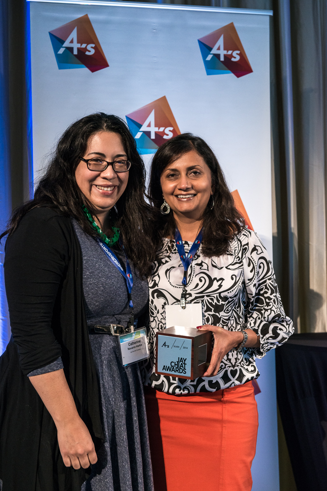 Catherine Navarro and Karuna Rawal, Arc