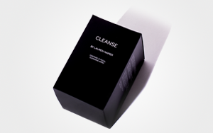 ABOUT CLEANSE CLEANSE by LAUREN NAPIER is a set of twelve individually packaged facial cleansing wipes. Read more.
