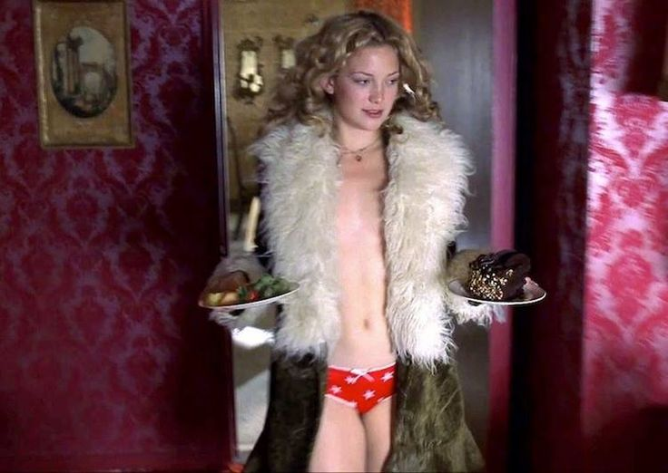 Almost famous naked
