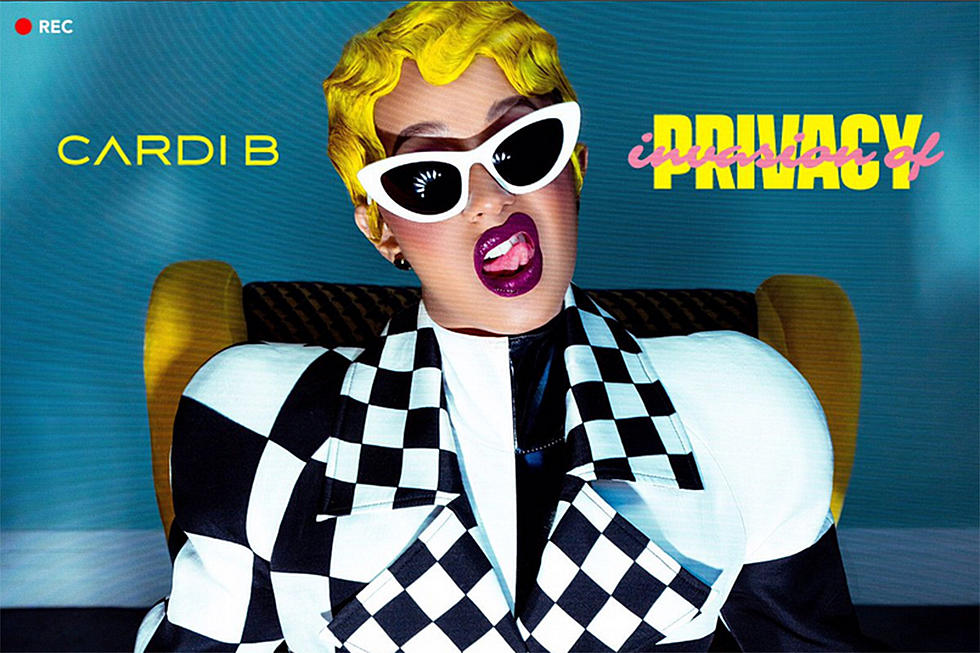 Cardi B, Invasion of Privacy