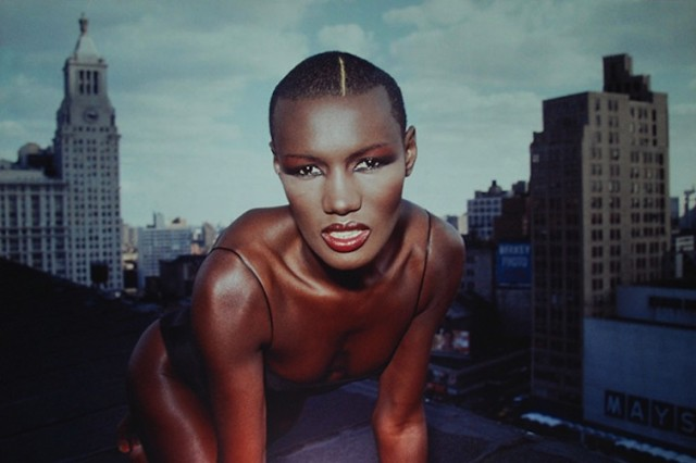 GRACE JONES X NYC