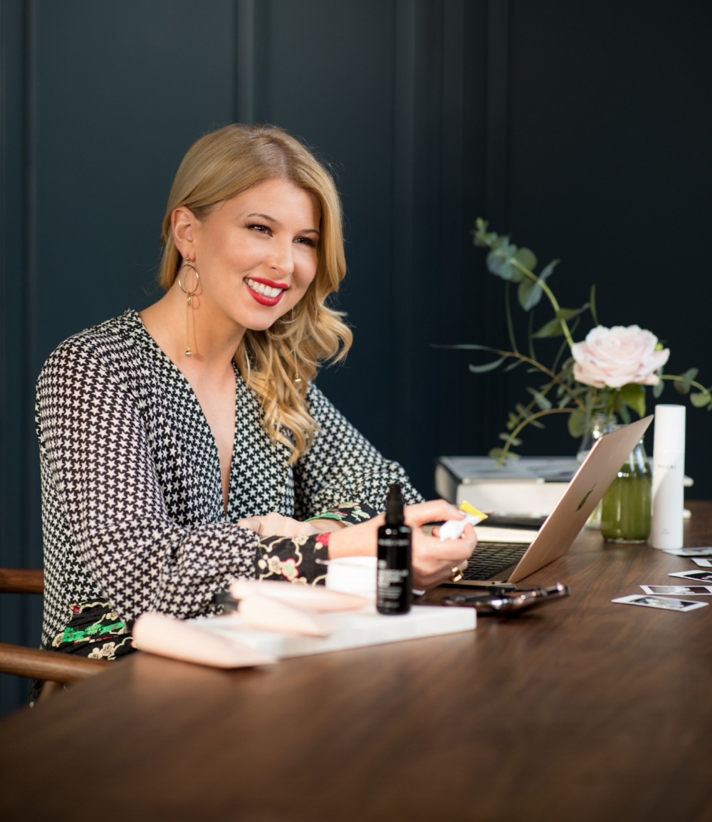 LUCY McPhail , Fetch Beauty Founder