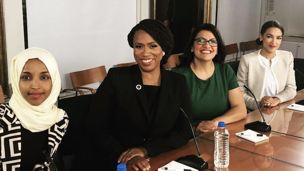 freshman congresswomen