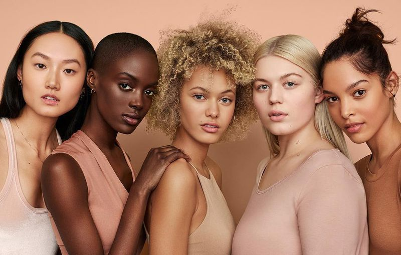 diversity in complexions