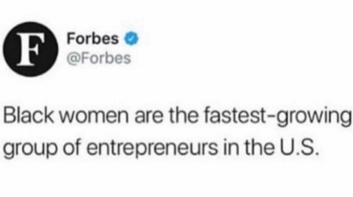 forbes black women business ownership