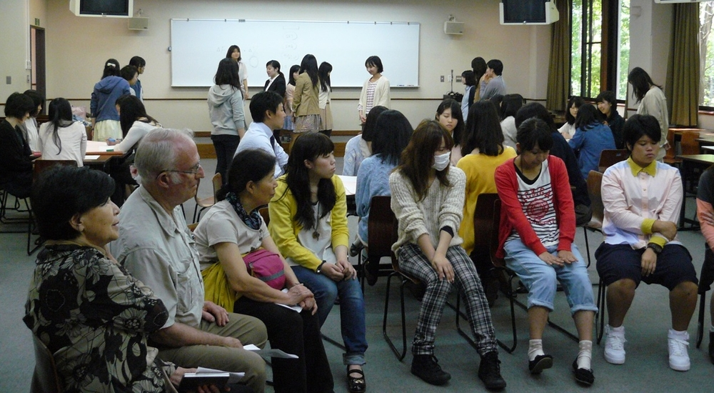 3.11 Support Group Counseling at the East Japan Center