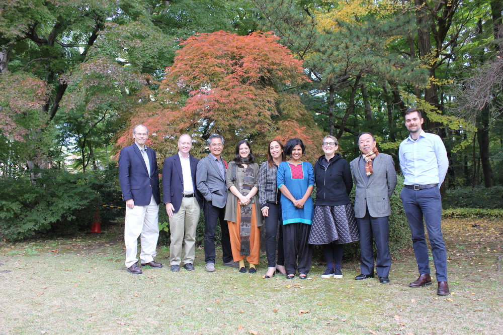 Participants from Rethinking Peace Studies I: Translation.